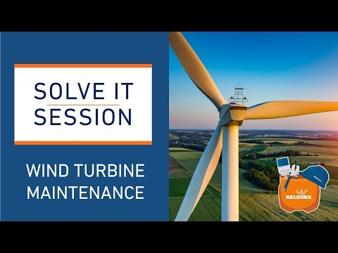 "Belzona ""Solve it Session"" - Wind Turbine Maintenance"