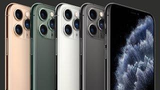 Yeni iPhone 11, iPhone 11 Pro ve Pro Max tanıtıldı