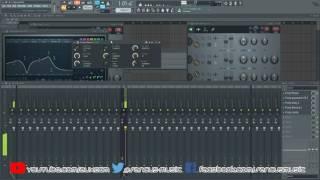 Super Ambient and Trippy 3xOsc Pad - FL Studio Tutorial [Sancus]