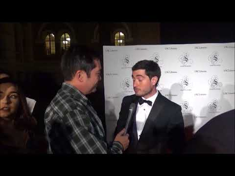USC Libraries Scripter Awards Red Carpet Interview with Jason Fuchs