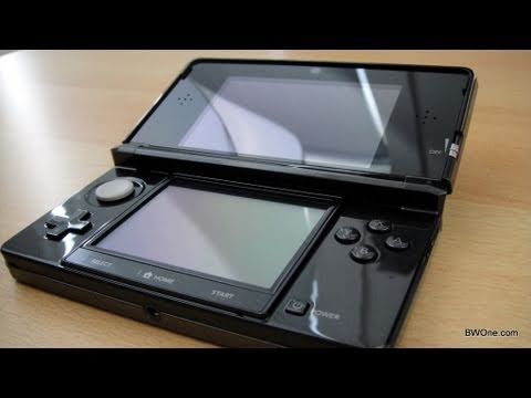 Nintendo 3DS Unboxing, Setup, First Impressions