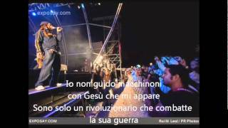 Alborosie-Who think you are (Traduzione in Italiano).wmv