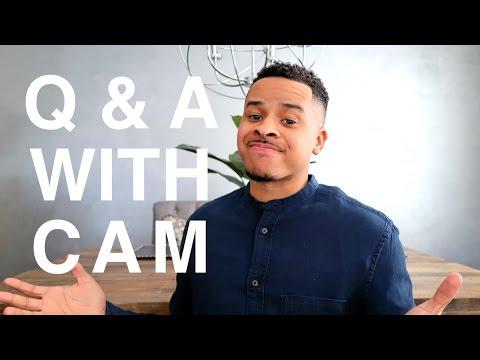 Q & A | Get to Know Me | CAMERON LOGAN