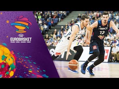Slovenia v France - Highlights - FIBA EuroBasket 2017