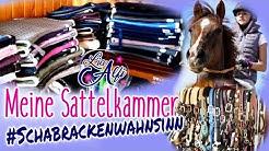 Lia & Alfi - Meine Sattelkammer / Schabrackensammlung