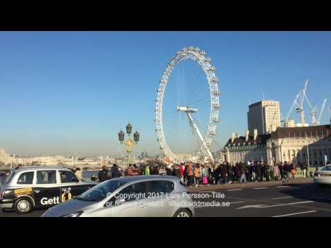 London January 2017