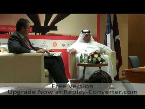 Gulf Intelligence-Opec50-Doha Energy Forum-vid 3