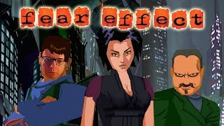Fear Effect (Playstation) - To bylo grane CE #48 #review #feareffect #psx #survival #cycki