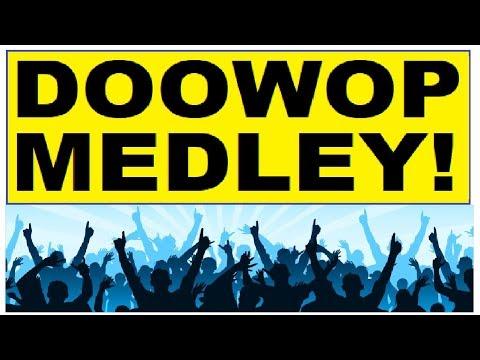 BEST 50s & 60s DooWop & Rock 🎧 Song Clips 🎧 MEDLEY!!