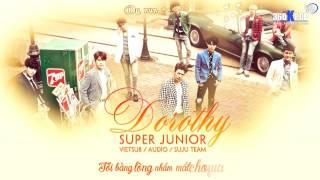 [SuJu Team@360Kpop][Vietsub+kara] Super Junior KRY - Dorothy