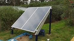 Off Grid Solar Power - My 600W Solar Power System