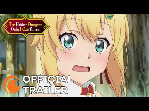 The Hidden Dungeon Only I Can Enter | OFFICIAL TRAILER