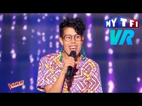 Nathalia - ''YMCA'' (Village People) │[Réalité Virtuelle] │ The Voice France 2017