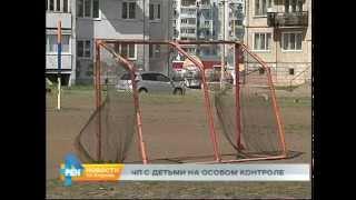 Проверка подростков на причастность к поджогам в Ангарске и Братске