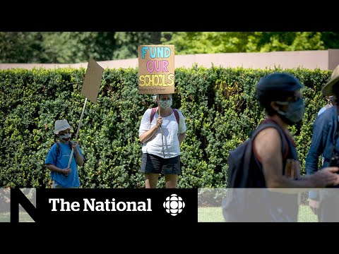 CBC News: The National: Learning lessons from other countries as provinces adjust back-to-school plans