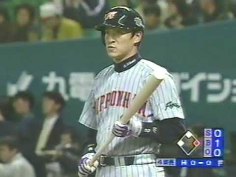 1998.9.22 日本ハムvs近鉄26回戦...