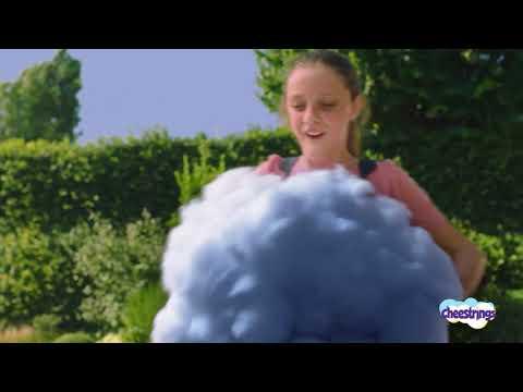 Video Cheestrings TV Spot Regen