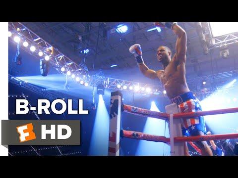 Creed II B-Roll #1 (2018) | Movieclips Coming Soon