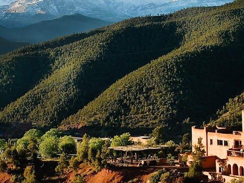 Hôtel Kasbah Bab Ourika, Que La Montagne Est Belle !