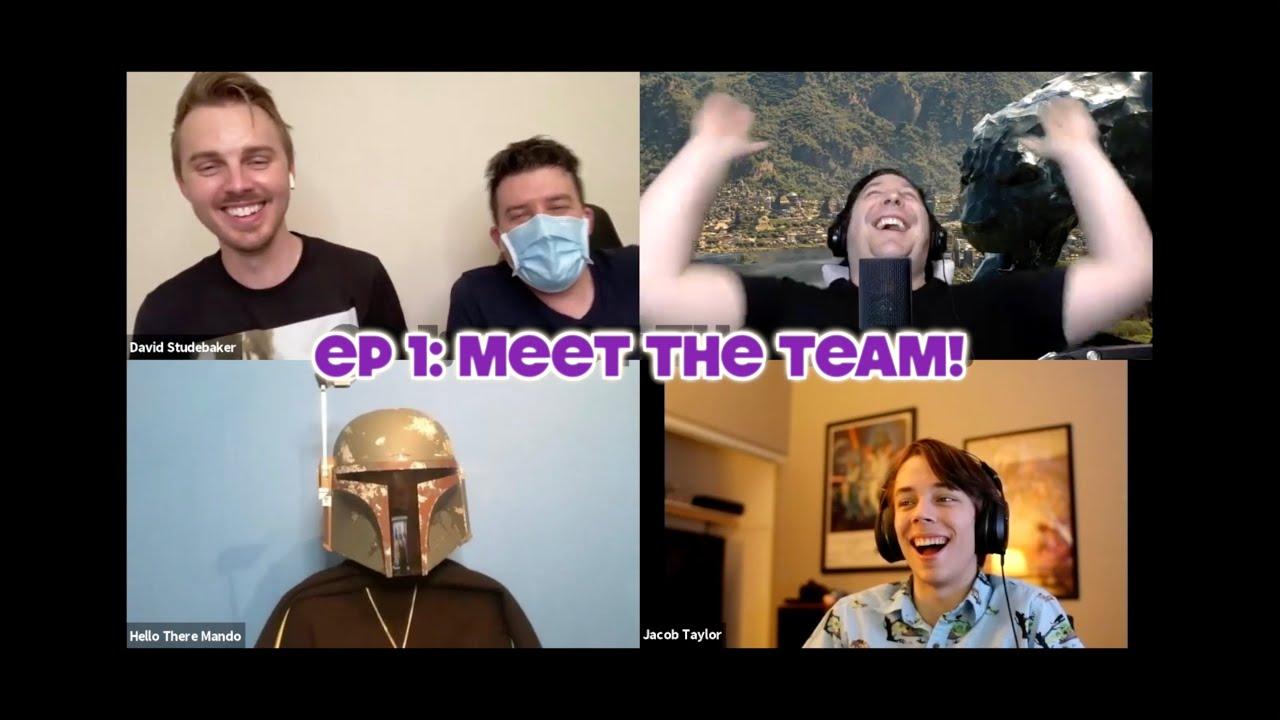EP 1: Meet The Disney Tonight Show Team!