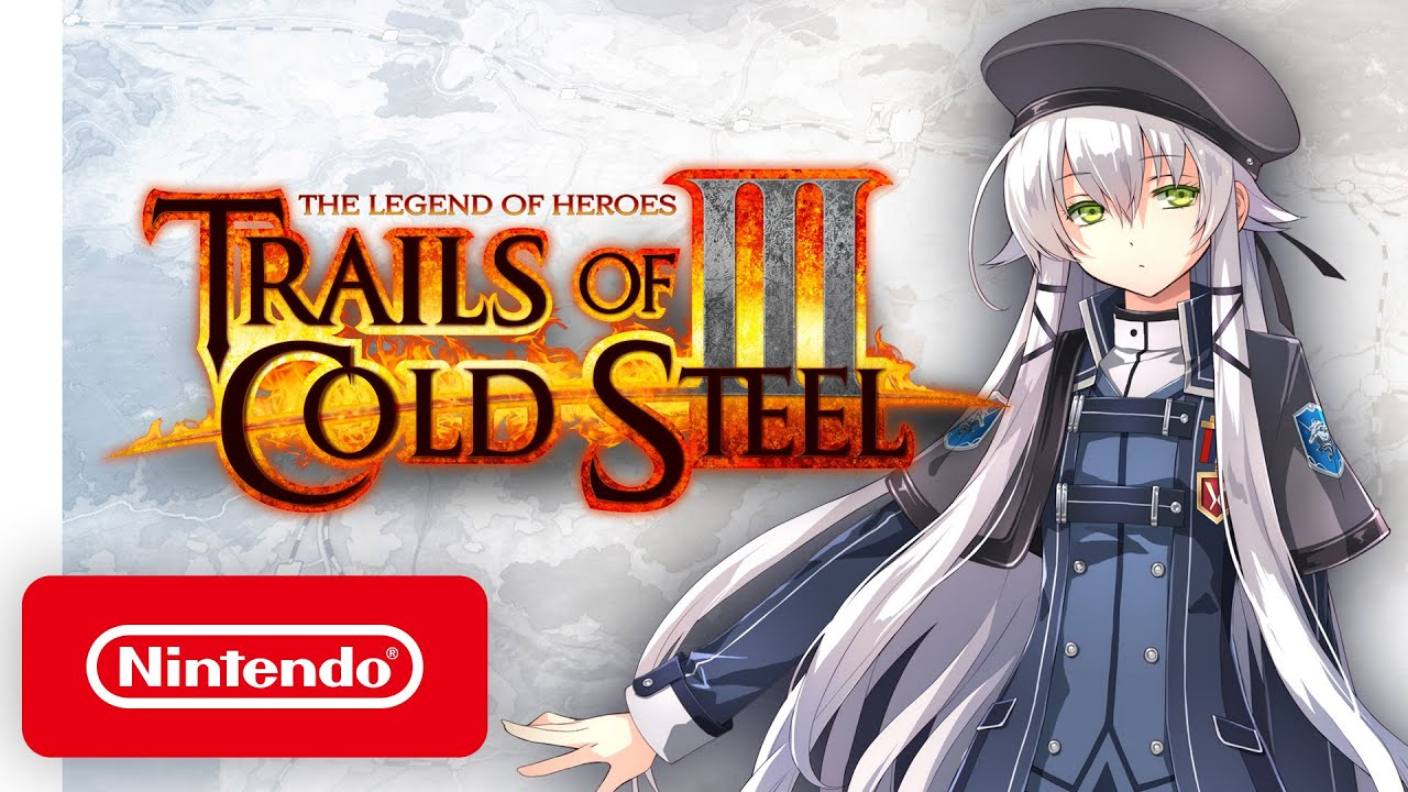 Launch Trailer για το Trails of Cold Steel III