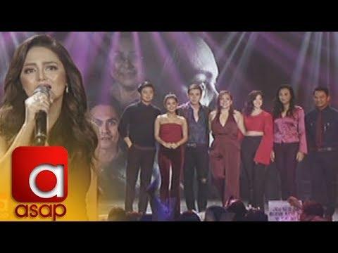 "ASAP: ABS-CBN newest teleserye ""Hanggang Saan"" grand launch"