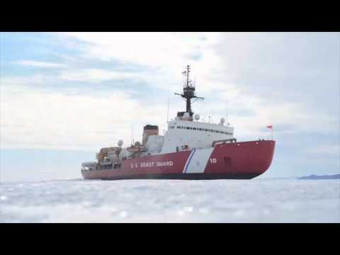 Coast Guard Cutter Polar Star supports Operation Deep Freeze 2016