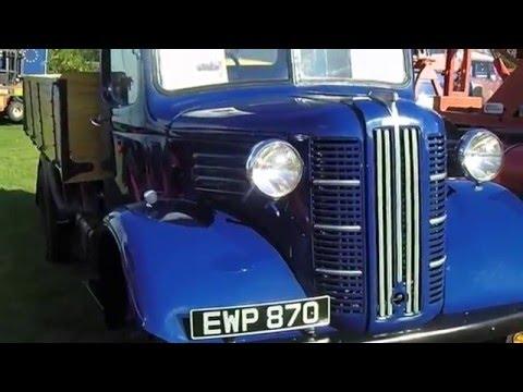 1946 Austin K2 Vintage Flatbed Truck