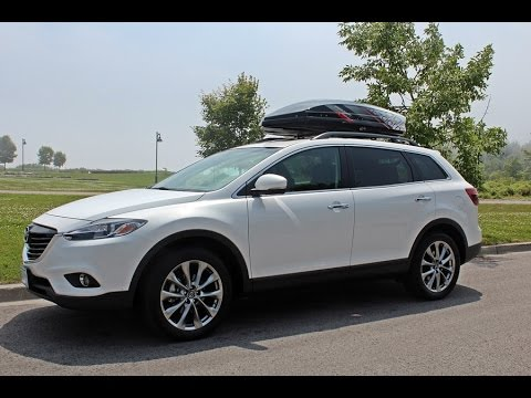2014 Mazda Cx 9 Review The Cx 9 Goes Camping Youtube