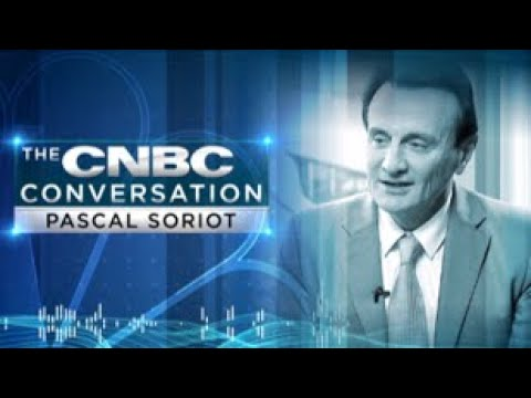 Our CEO Pascal Soriot Features In 'The CNBC Conversation'