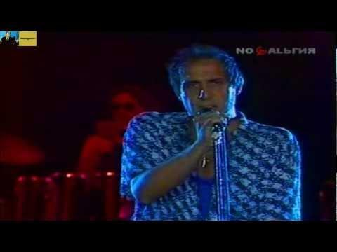 Adriano Celentano Soli & Il Tempo Se Ne Va Mosca 1987