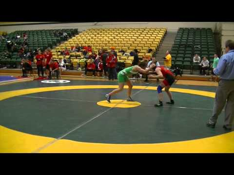 2015 Golden Bear Invitational: 51 kg Alyx Paulson vs. Kate Richey