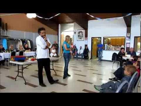 SAN DOMENICO SAVIO 08 SETT 2013 DI MONTREAL,JOE CACCHIONE ED ALTRI ARTISTI .