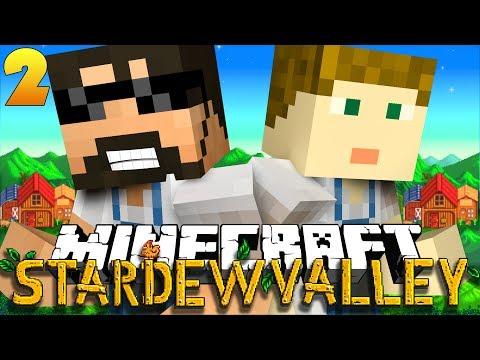 Minecraft: STARDEW VALLEY | SO MUCH GOLD!! #2 - Лучшие приколы