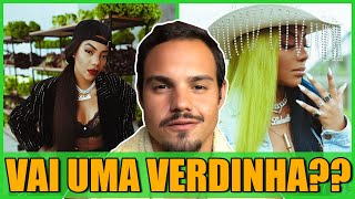 Baixar Ludmilla - Verdinha (Official Music Video) REACT @Ludmilla