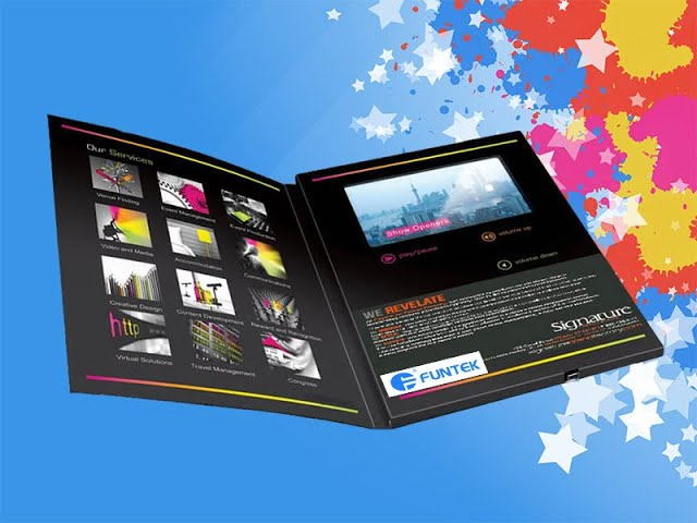 Funtek Video Brochure for Events and Brands Marketing