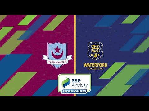 Premier Division GW1 - Drogheda United 1-0 Waterford