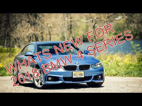 2018 bmw ordering guide. Contemporary 2018 Whatu0027s New For 2018 BMW 4 Series For Bmw Ordering Guide I