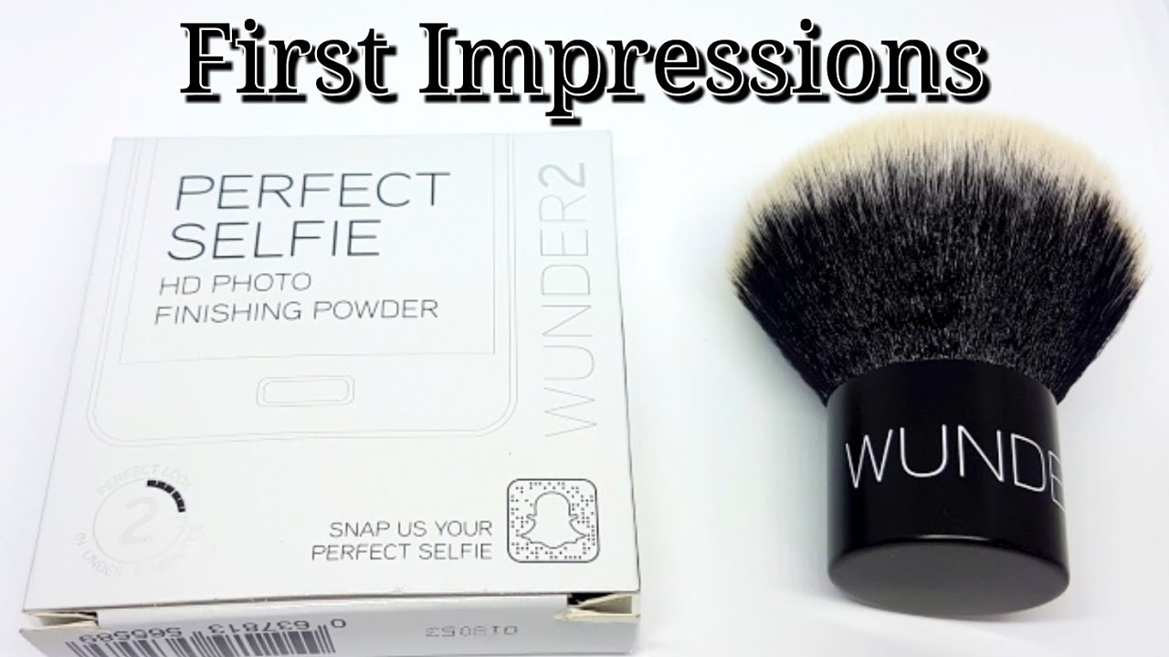 Wunder2 Perfect Selfie Hd Photo Finishing Powder First Impressions
