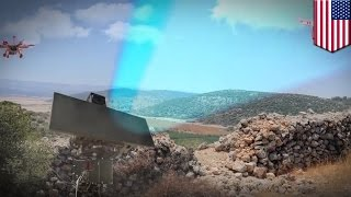 Anti-drone technology: U.S. Air Force buys $15 million Drone Guard system from Israel - TomoNews
