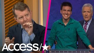 'Jeopardy!' Legend Ken Jennings Jokes He Has A James Holzhauer Voodoo Doll | Access