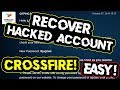 HOW TO REGISTER AND RETRIEVE AN ACCOUNT IN CROSSFIRE PH (2019)