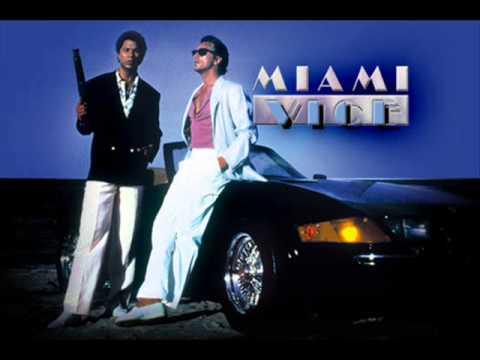 Miami Vice Soundtrack  Honeymoon Suite  Bad Attitude