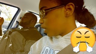 Arguing With My Husband in Public!| Black Family Vlogs!