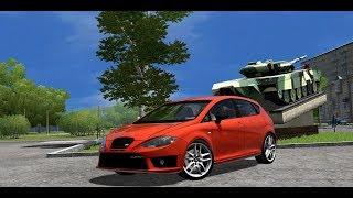 City Car Driving 1.5.5 - Seat Leon Cupra FR 2010   + Download [LINK]   1080p & G27