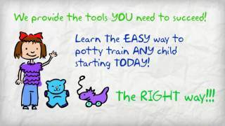 Easy Potty Training Guide Video