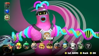 ARMS: Quick Look