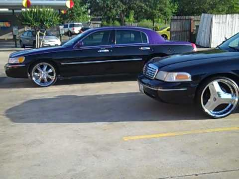 ford crown vic and lincoln town car youtube. Black Bedroom Furniture Sets. Home Design Ideas