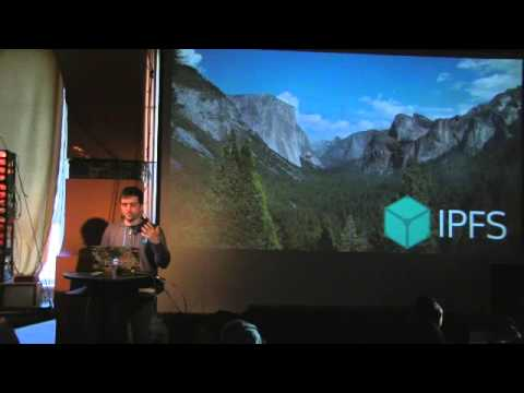 IPFS Meetup Berlin - 2 May 2016