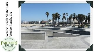 Los Angeles Lifestyle: Venice Beach Skate Park | Things to Do in LA | Partners Trust